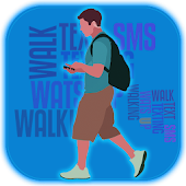 Text While Walking