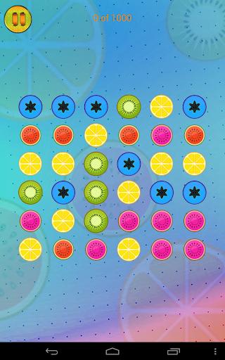 玩解謎App 水果泡泡連接免費 APP試玩