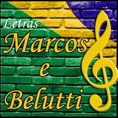 Marcos e Belutti Letras