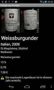 Kellermeister - Wine cellar - screenshot thumbnail