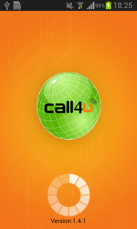 Call4UVOX- screenshot