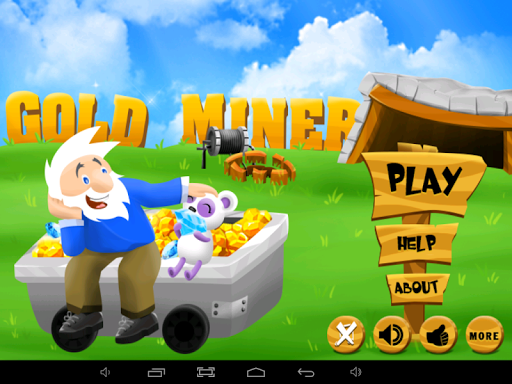 Gold Miner:Gold Rush Game
