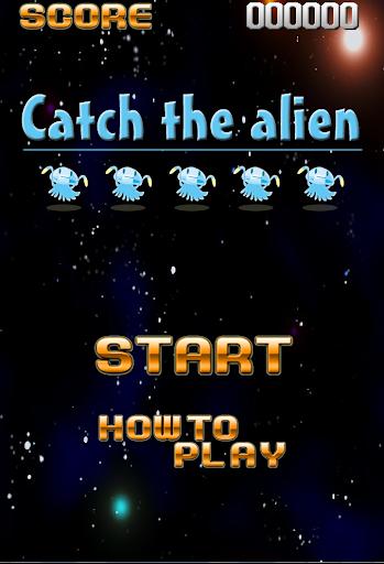Catch the alien