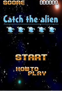 Catch the alien- screenshot thumbnail