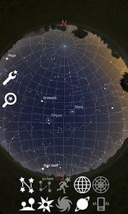 Stellarium Mobile Sky Map- screenshot thumbnail