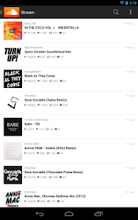 SoundCloud - Music & Audio - screenshot thumbnail