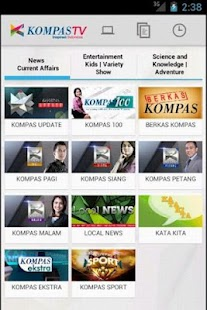 Kompas TV Mobile - Android Apps on Google Play