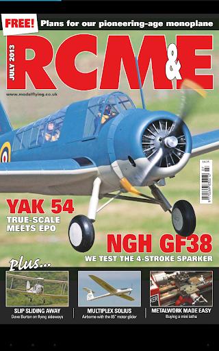 RCM E magazine