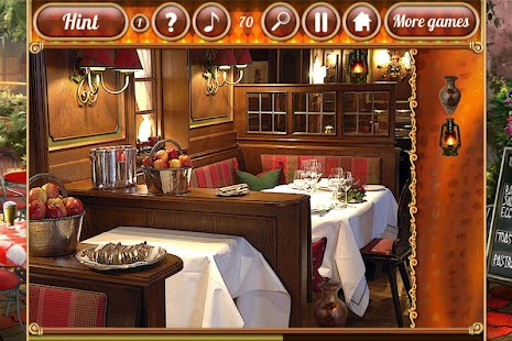 Hidden Restaurant Free Screenshot 7
