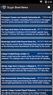 Allstate Sugar Bowl- screenshot thumbnail