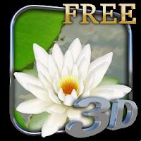 3D Lotus Live Wallpaper Free 1.7