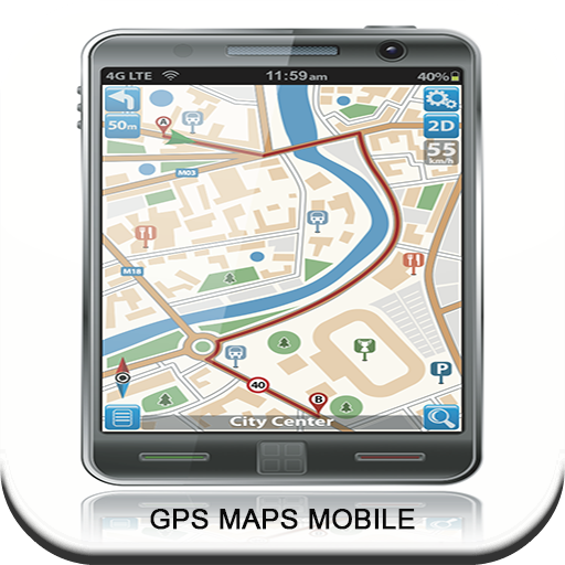 GPS MAPS Mobile