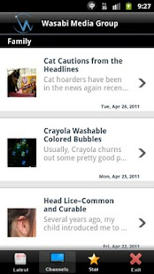 WMG Reader - screenshot thumbnail