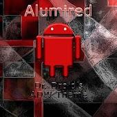 ADW Alumired Theme