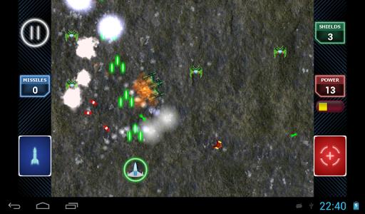 Galaxy 7 Batalla Espacial