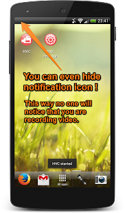 Hidden Video Camera - screenshot thumbnail