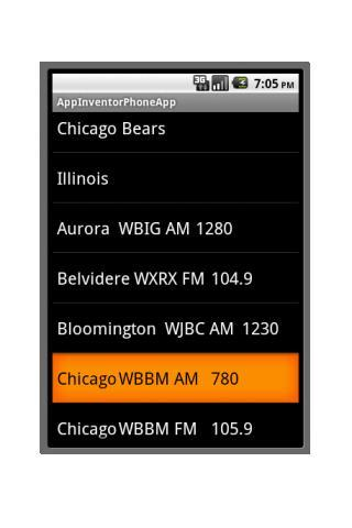 Chicago Football Radio
