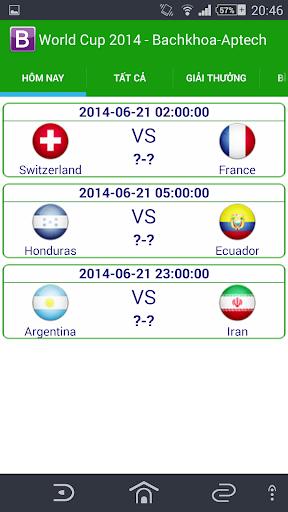 WORLD CUP 2014_BACHKHOA-APTECH