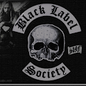 Black Label Society Wallpaper logo