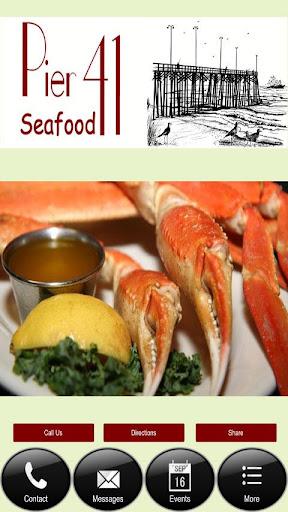 Pier 41 Seafood