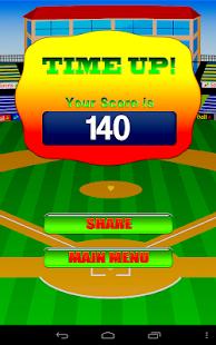 Baseball Loop Combo Connect 拼字 App-癮科技App