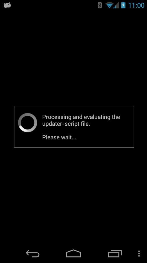 OTA Verifier - screenshot