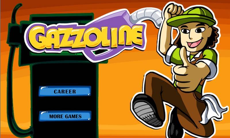 Gazzoline: captura de pantalla