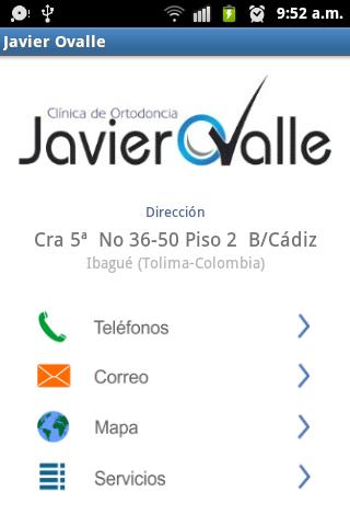 Javier Ovalle Clínica Dental