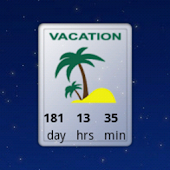Vacation / Holiday Countdown