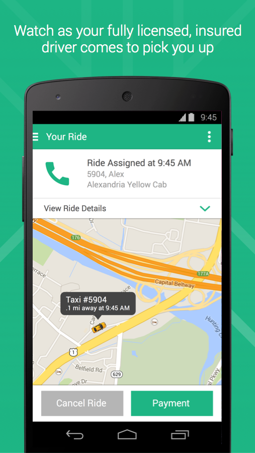 Curb - Taxi Magic Prev. - screenshot