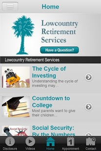 Lowcountry Retirement Services- screenshot thumbnail