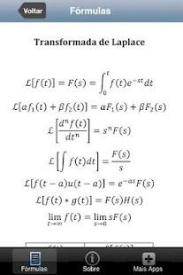 Fórmulas para concursos- screenshot thumbnail