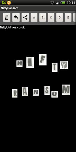 免費下載娛樂APP|Ransom Note app開箱文|APP開箱王