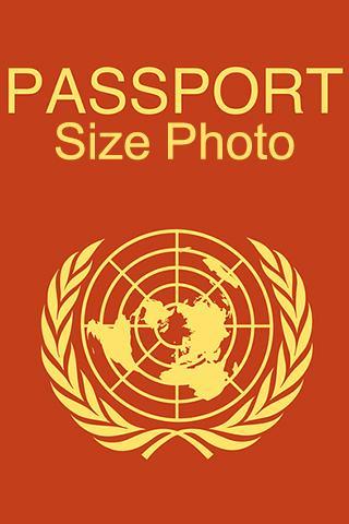 護照尺寸照片