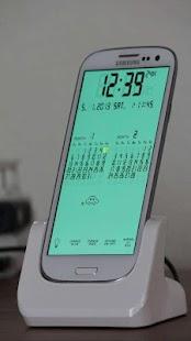 TokiClock-World Clock&Calendar - screenshot thumbnail