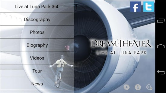 Dream Theater 360- screenshot thumbnail