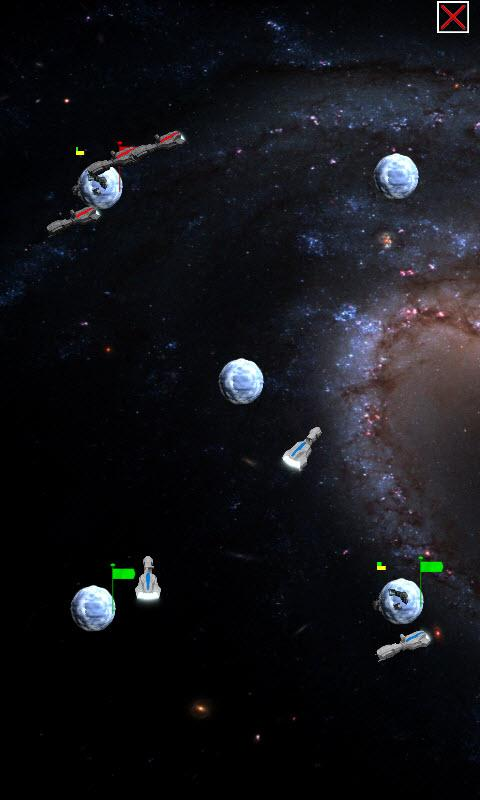Tac-Star Deluxe - screenshot