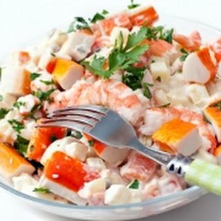 Krab Salad Recipes.