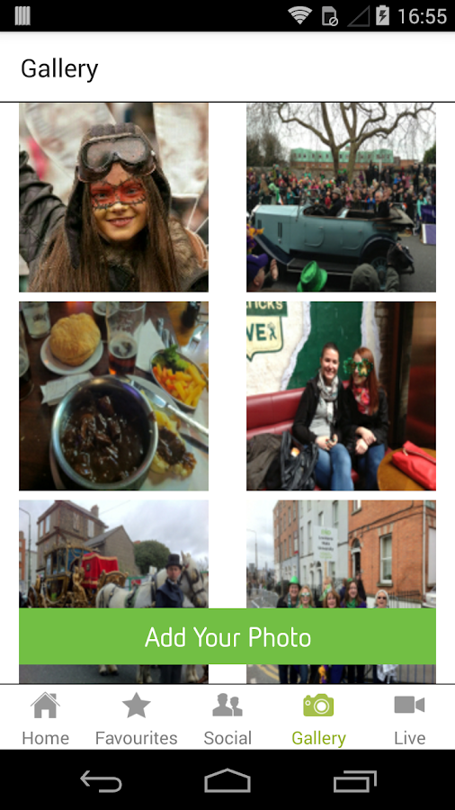 St. Patrick's Festival 2015- screenshot