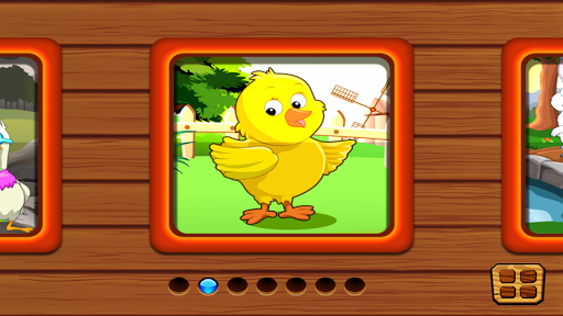 Farm Puzzles Games For Kids