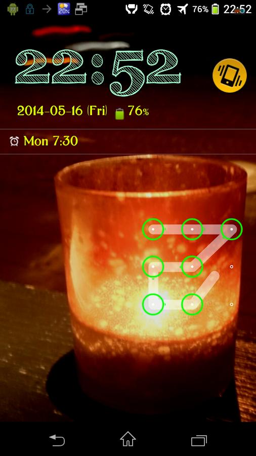 Unity Lock  (One-hand unlock) - screenshot