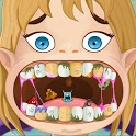 Girl Dentist Care icon