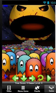 PACMAN Time