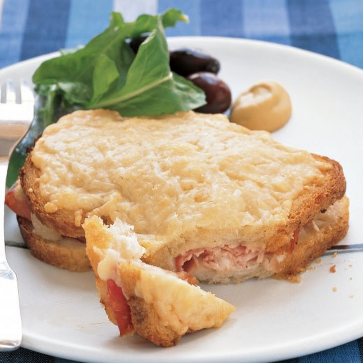 Baked Ham and Cheese Recipe