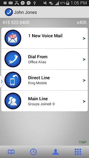 OnRelay Office Phone