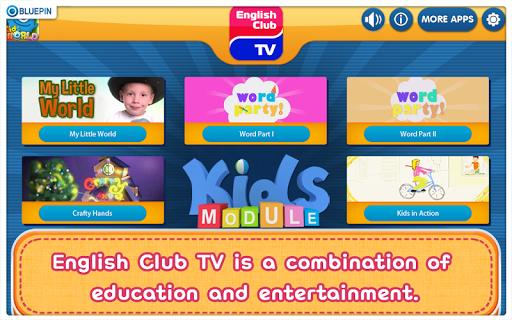 English Club TV for Kids