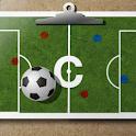 Soccer clipboard lite logo