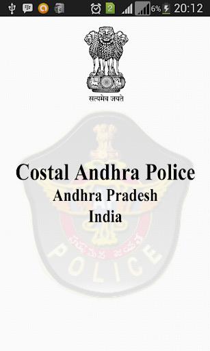 Coastal AP Police
