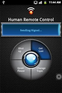 Human Remote Control- screenshot thumbnail
