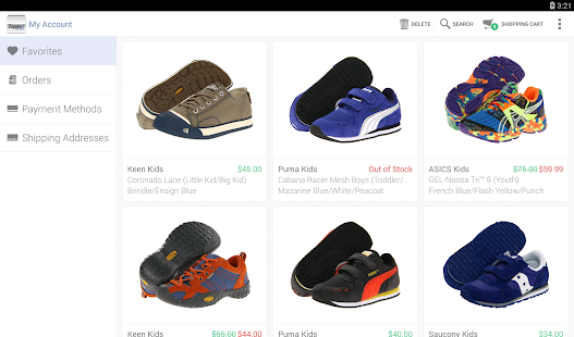 Zappos: Shoes, Clothes, & More Screenshot 20